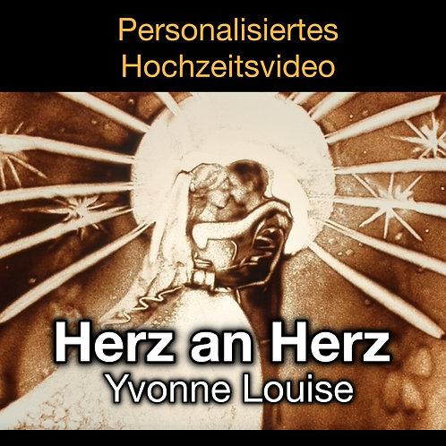 """""""Herz an Herz"""" Hochzeitsvideo (Personalisiert)"""