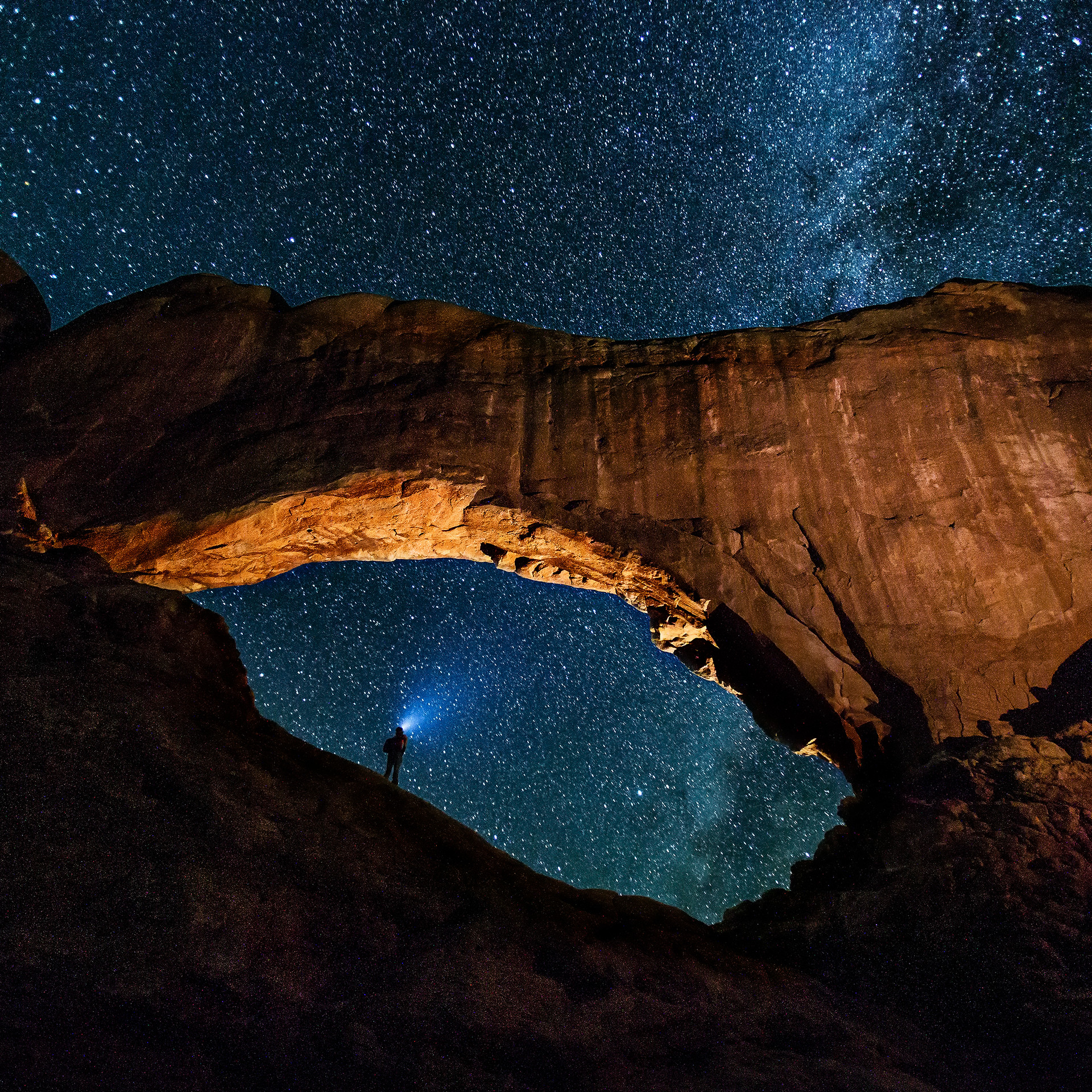 Milky Arch