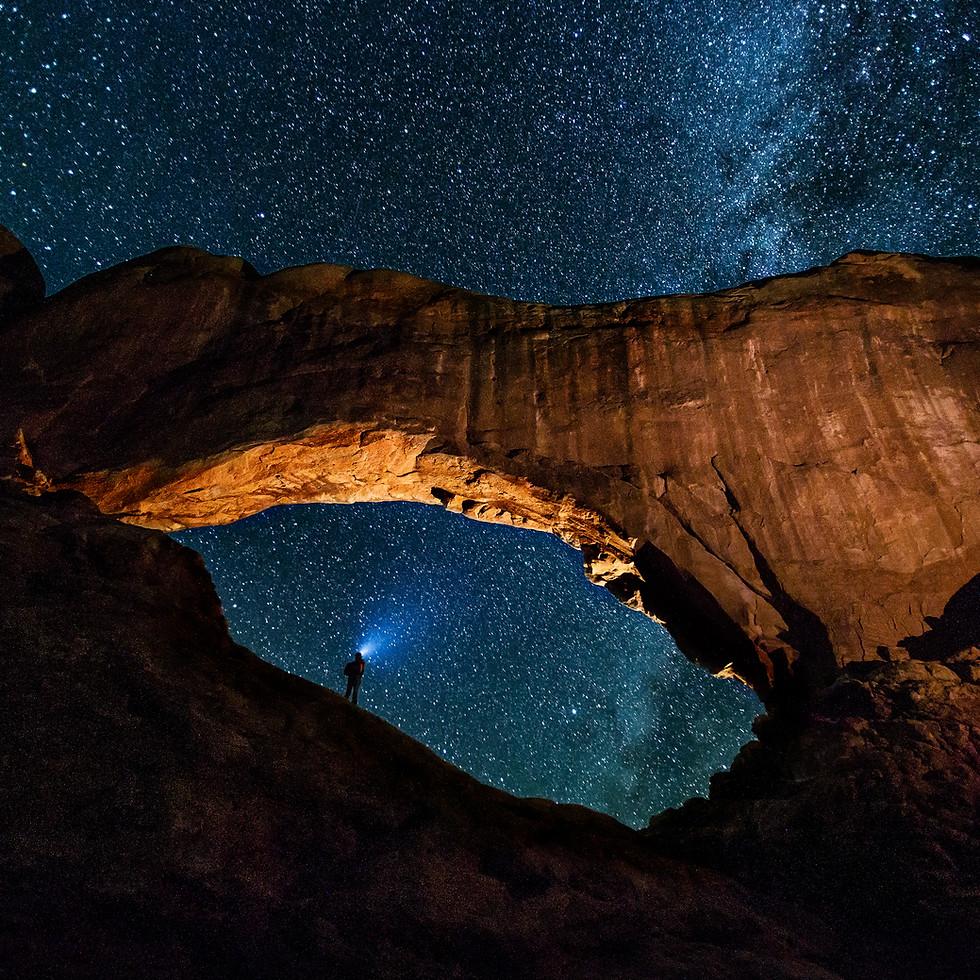 Milky Arch