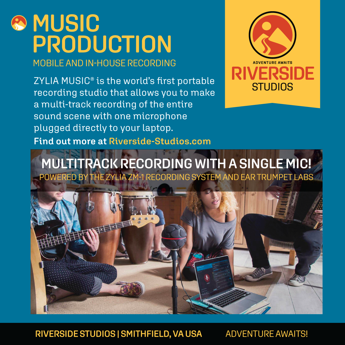 Recording Session (mobile)