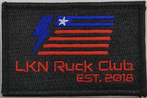 LKN Ruck Club Patch @ $10.00