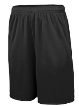 AUGUSTA® WICKING TRAINING SHORT W/ POCKETS Starting @ $17.00