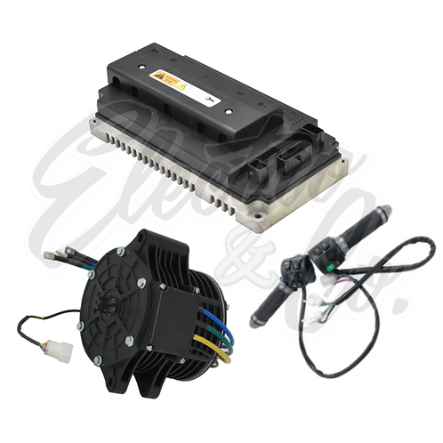 QS138 70H V2 (3000w) EM-150 Kit