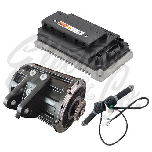 QS120 (2000w) EM-100 Kit