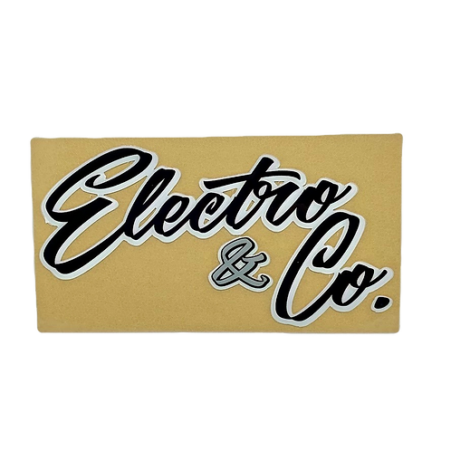 Electro & Co. Decal