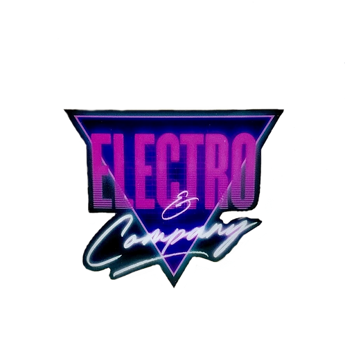 2D/3D - Electro & Co. Decal