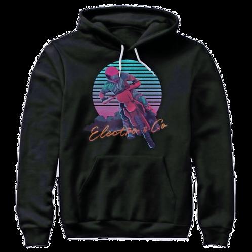 Retro Sunset - Electro & Co.Sweatshirt