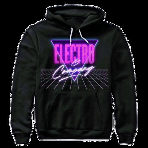 2D / 3D - Electro & Co. Sweatshirt