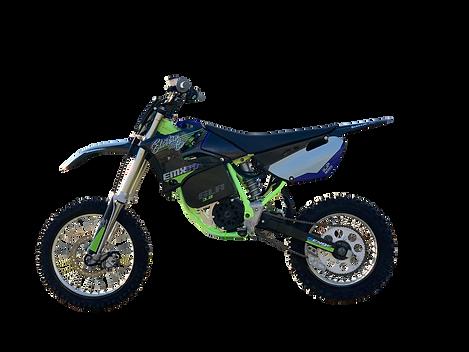 Emx17 Electric Conversion Kit