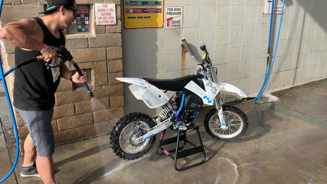 Washing Your EMX14 Is Easy!