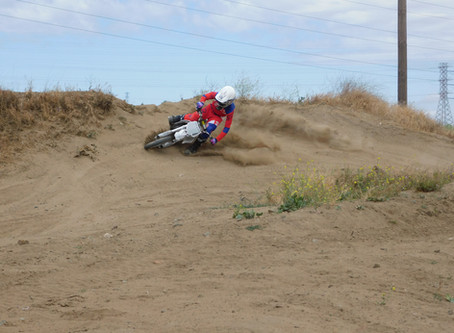 EMX14 Loves the Sand