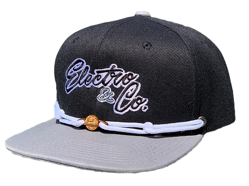 Electro & Co. Official Hat Grey/Black