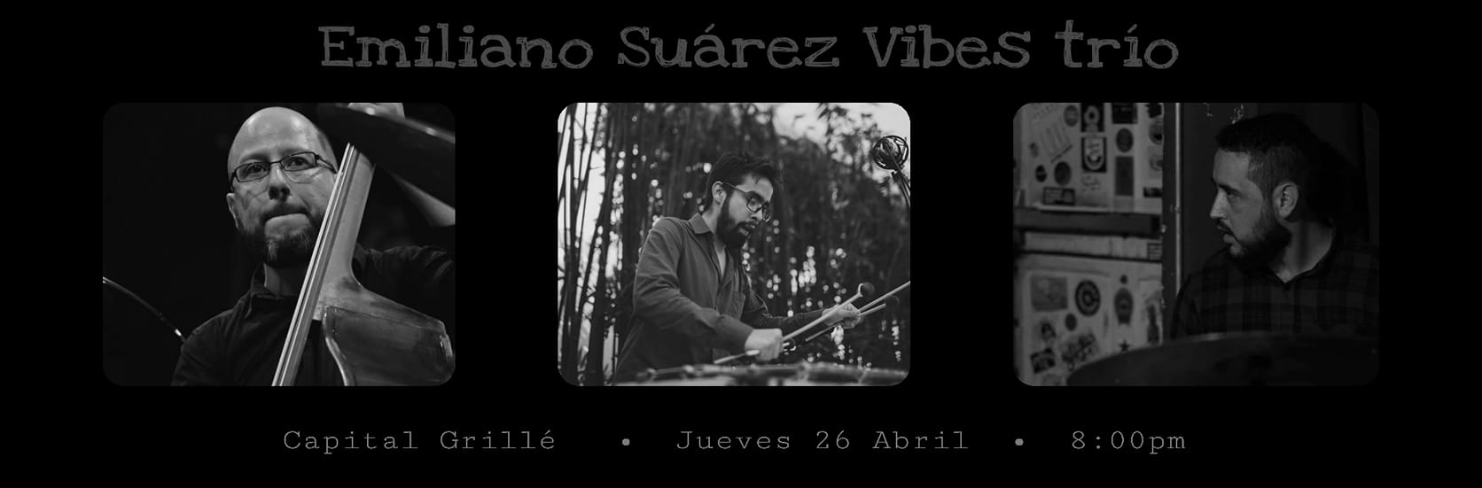 Emiliano Suarez Trio