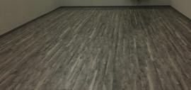 Gray Vinyl Plank