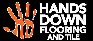 Hands Down Flooring & Tile Logo