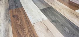 Gravity Vinyl Plank