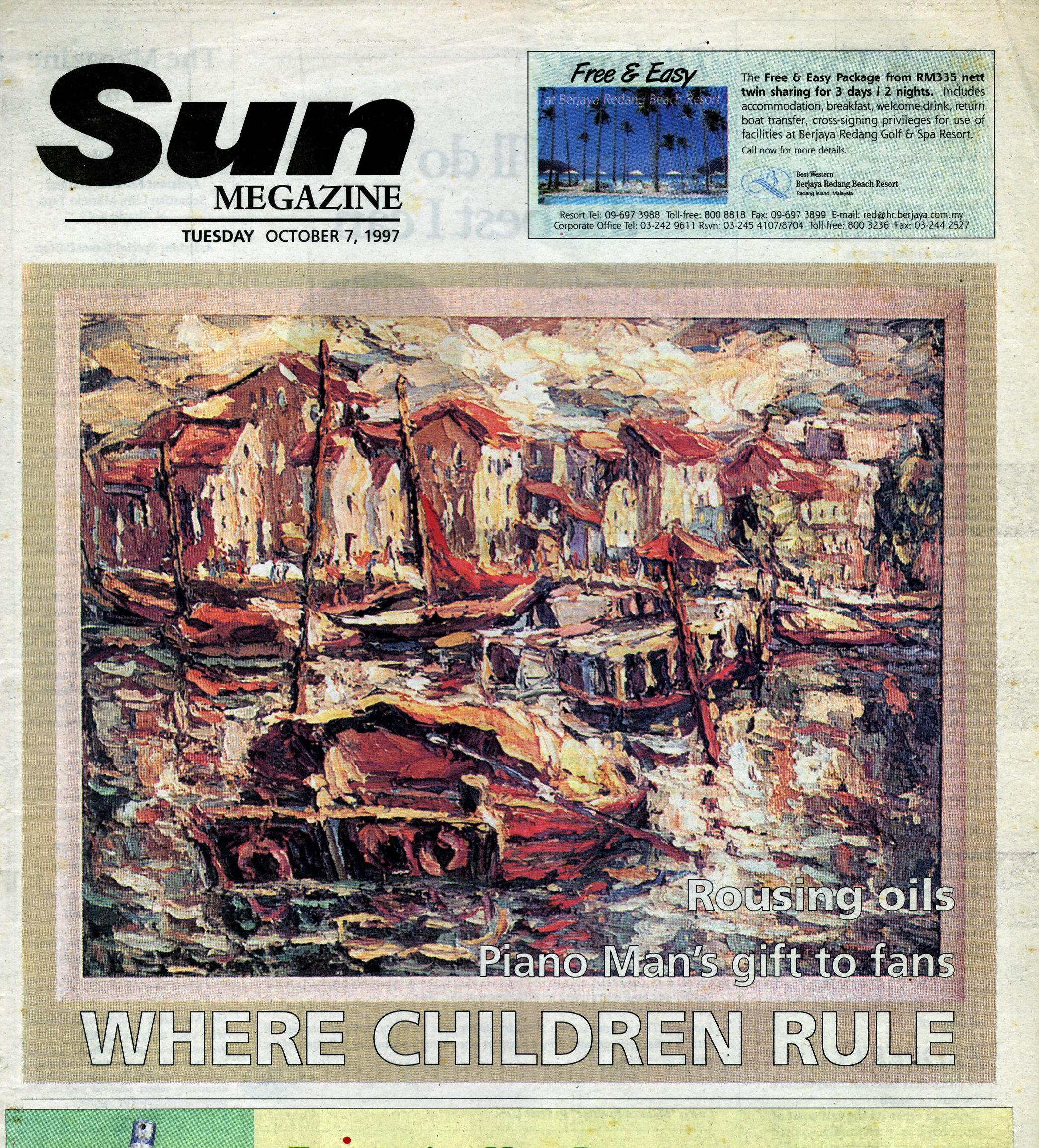The Sun 1997