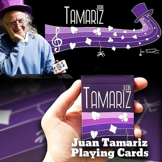 *Juan Tamariz Playing Cards