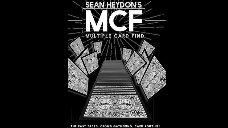 MCF (Multiple Card Find) by Sean Heydon