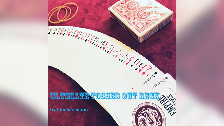 *Ultimate Tossed Out Deck by Himitsu Magic