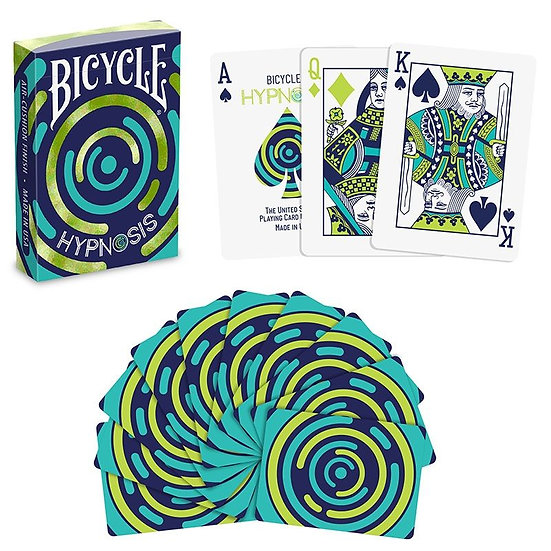*Bicycle - Hypnosis Playing Cards