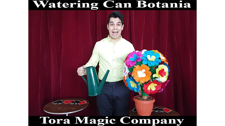 Watering Can Botania by Steve Hart and Tora Magic