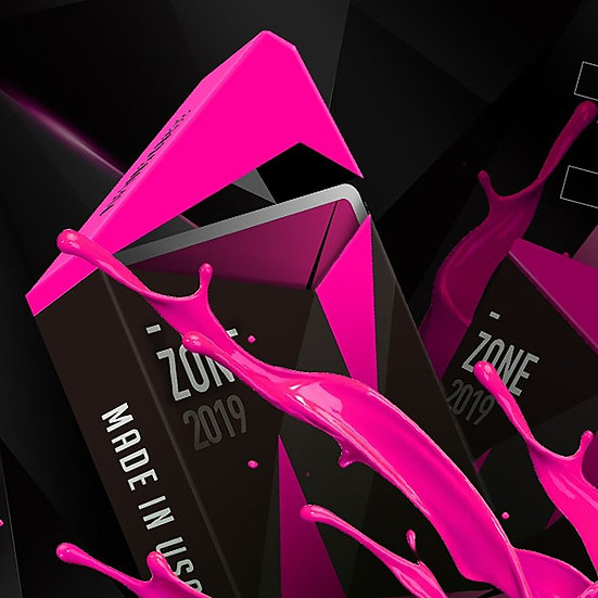 *Zone Playing Cards - V2 - Pink