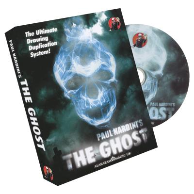 The Ghost by Paul Nardi and Alakazam Magics
