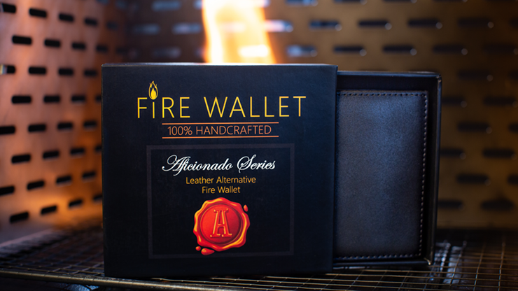 *The Aficionado Fire Wallet by Murphy's Magic