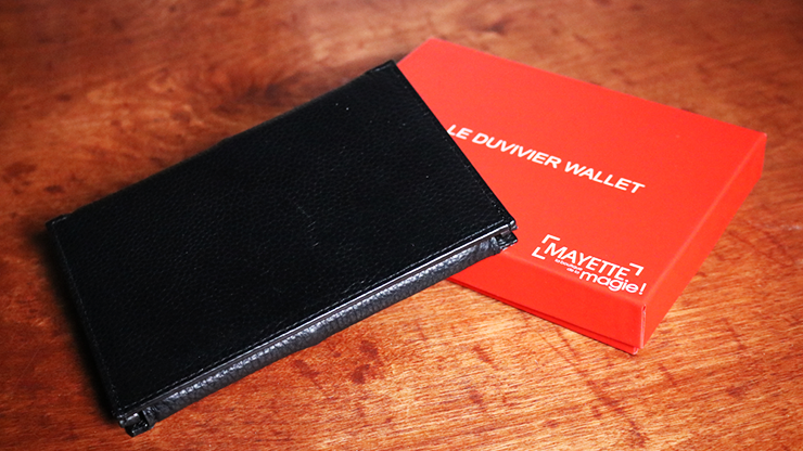 Dominique Duvivier Presents: Duvivier Wallet (Gimmick and Online Instructions)