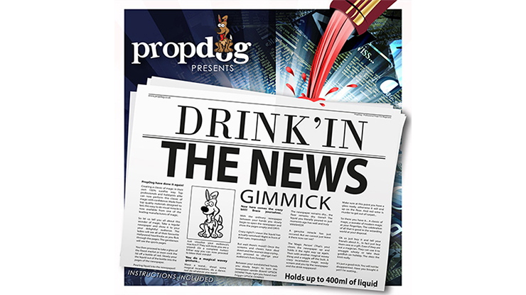 *Drink in the News - Propdog