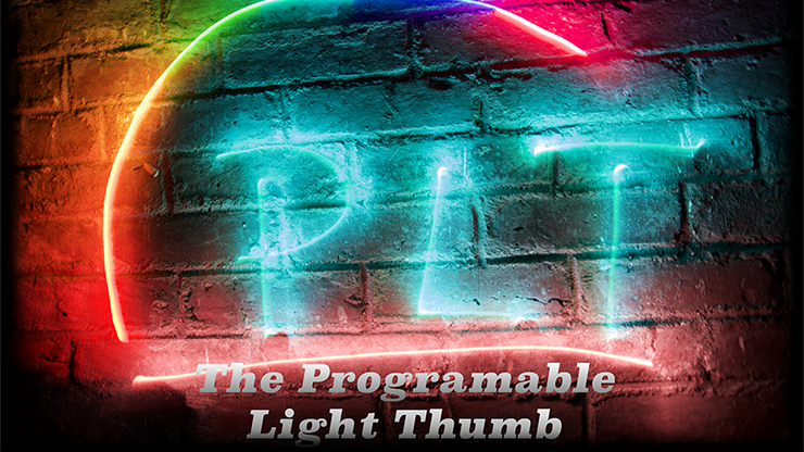 The Programable Light Thumb by Guillaume Donzeau
