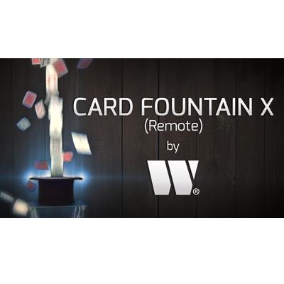 Card Fountain X (Remote) by W
