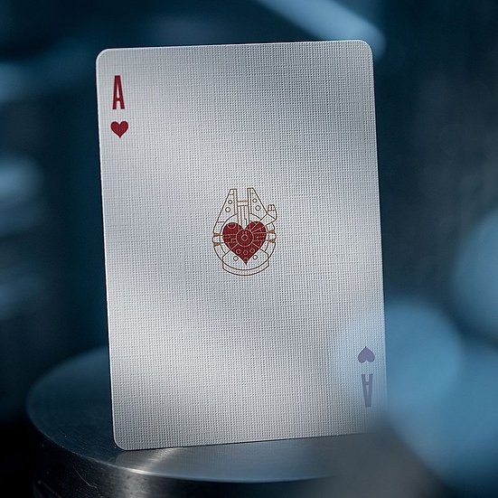 *Star Wars Playing Cards - The Light Side