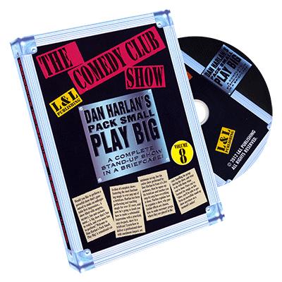 Dan Harlan The Comedy Club Show - DVD