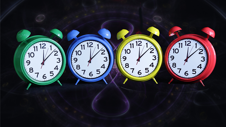 Multiplying Clocks by Tora Magic- Trick
