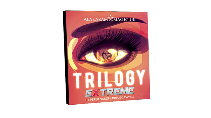 Trilogy Extreme by Brian Caswell and Alakazam Magic
