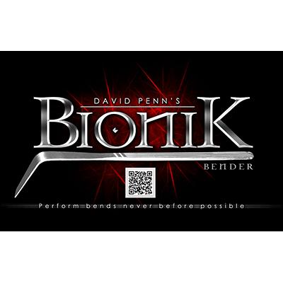 Bionik (DVD and Gimmick) by David Penn and World Magic Shop - DVD