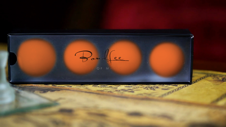 "Perfect Manipulation Balls (2"" Orange) by Bond Lee"