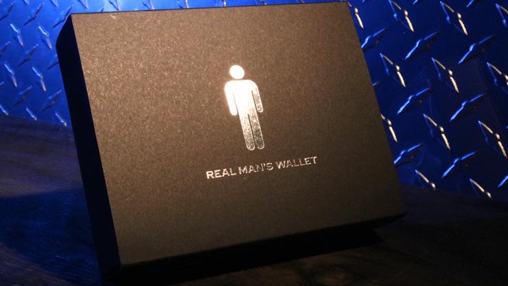*Real Mans Wallet