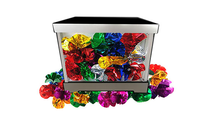 Tora Glassy Box (2 Times) by Tora Magic