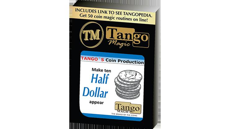 Tango Coin Production - Half Dollar D0186 by Tango