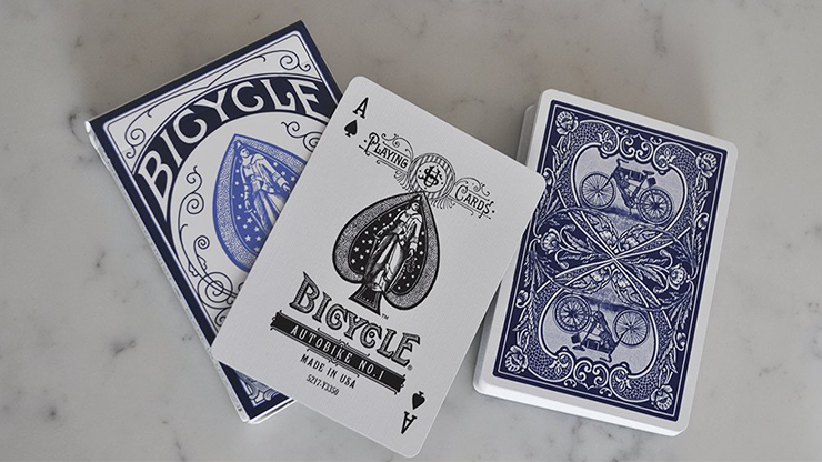Bicycle - Autobike Playing Cards