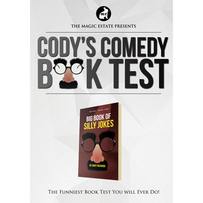 *Cody's Comedy Book Test