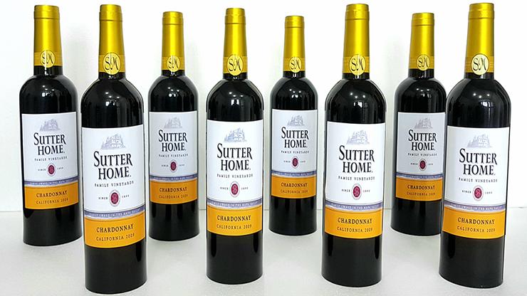 Multiplying Wine Bottles (8/YELLOW) by Tora Magic