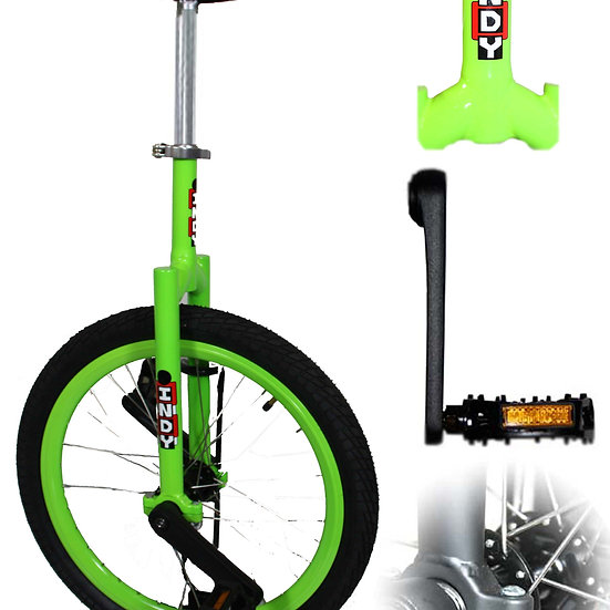 "*Indy Freestyle 20"" Unicycle - 4 Colours Available"