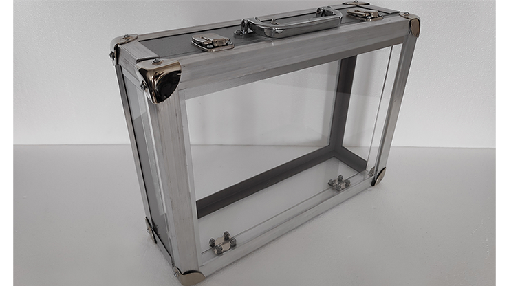 Glassy Briefcase by Tora Magic