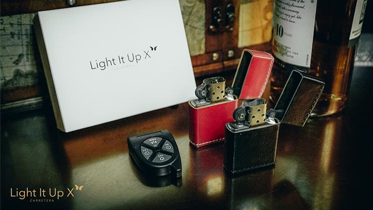 Light It Up X by Sans Minds