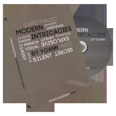 Modern Intricacies by Yoann Fontyn - DVD