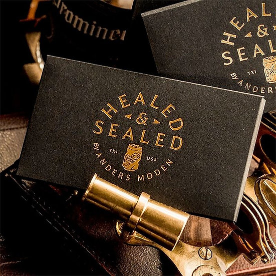 *Healed and Sealed by Anders Moden